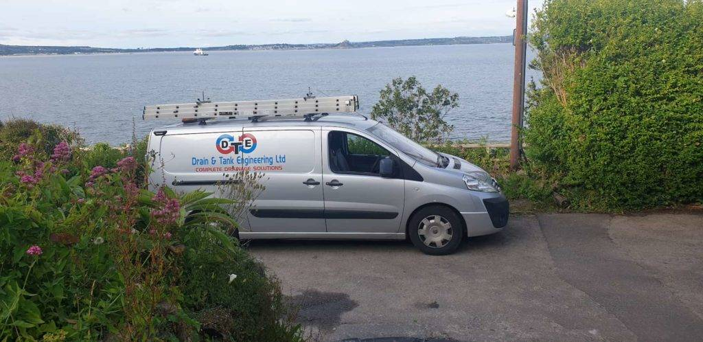 Drainage unblocking company Plymouth Devon
